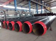 直埋保温钢管市场价格