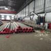 供暖用直埋保温钢管形成过程