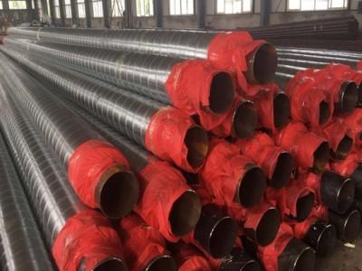 架空供暖保温钢管