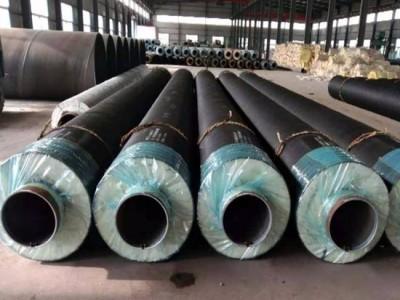 南京钢套钢保温钢管厂家