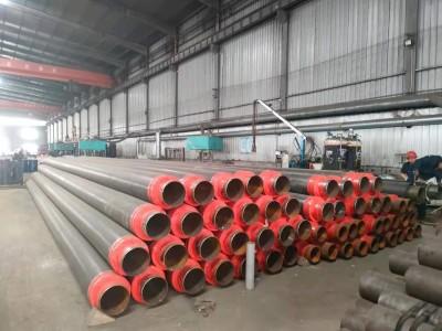 新密市聚氨酯保温钢管厂家