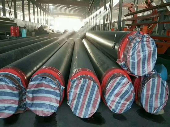 直埋保温钢管现货供应