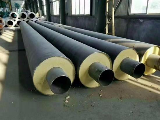 新乡县钢套钢保温钢管厂家