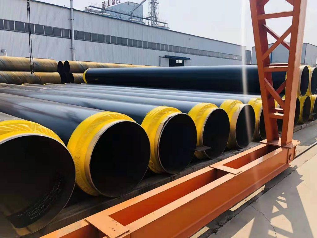 保温管厂家生产保温钢管